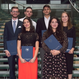 Graduation ceremony – 1. 11. 2019