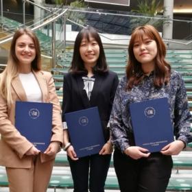 Graduation ceremony – 9. 9. 2020